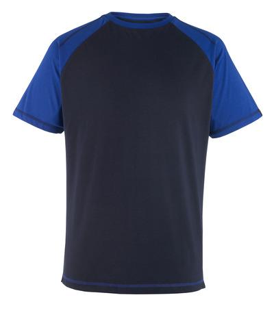 MASCOT® Albano - marin/kobolt - T-shirt, klassisk passform