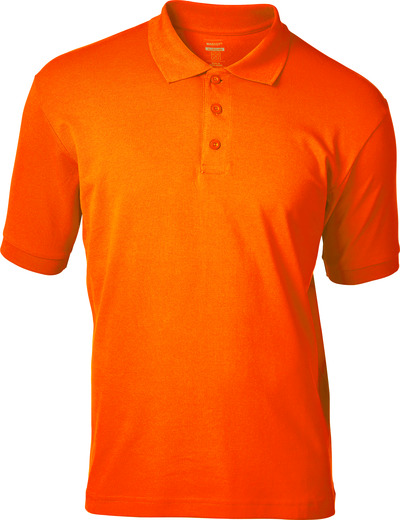 MASCOT® Bandol - hi-vis orange - Pikétröja, hi-vis, modern passform