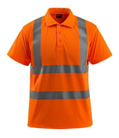 MASCOT® Bowen - hi-vis orange - Pikétröja, klassisk passform, klass 2