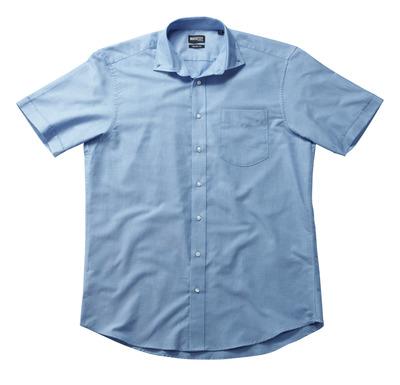 MASCOT® CROSSOVER - ljus-blå - Skjorta