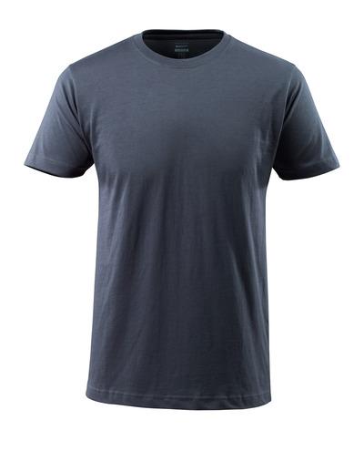 MASCOT® Calais - mörk marin - T-shirt, modern passform