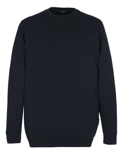 MASCOT® Caribien - mörk marin - Sweatshirt, klassisk passform