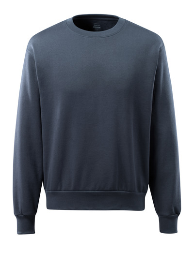 MASCOT® Carvin - mörk marin - Sweatshirt, modern passform