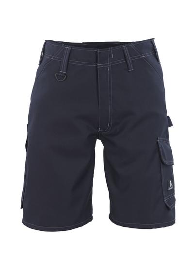 MASCOT® Charleston - mörk marin - Shorts, låg vikt