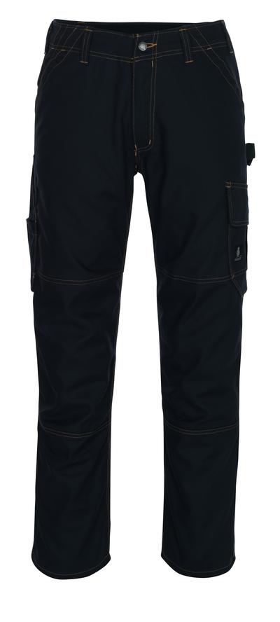 MASCOT® Faro - mörk marin - Byxor, hög slitstyrka