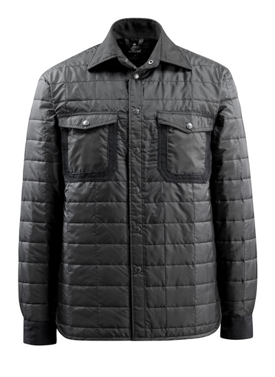 MASCOT® Fraga - svart - Termoskjorta