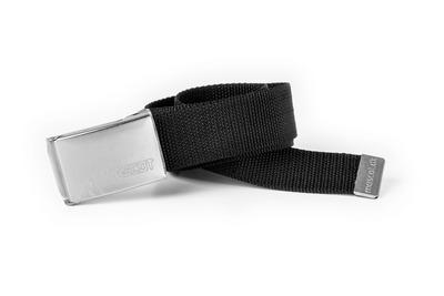 MASCOT® Gibraltar - svart - Bälte med justerbart spänne