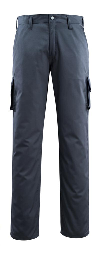 MACMICHAEL® Gravata - mörk marin - Byxor med lårfickor, låg vikt