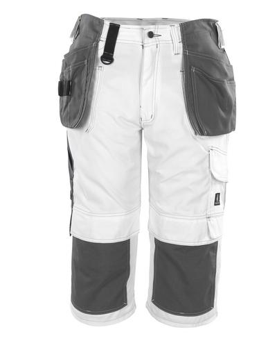 MASCOT® Jaca - vit* - Knickers med knä- och hängfickor