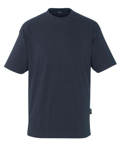 MASCOT® Java - mörk marin - T-shirt, klassisk passform