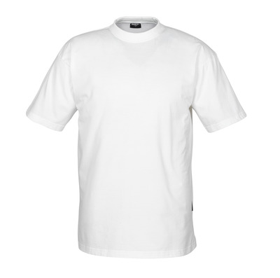 MASCOT® Java - vit - T-shirt, klassisk passform