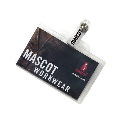 MASCOT® Kananga - transparent - ID-korthållare i kraftig plast