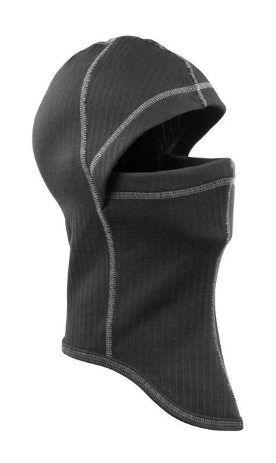 MASCOT® Kindu - svart - Balaklava, isolerande huvud- och nackbeklädnad