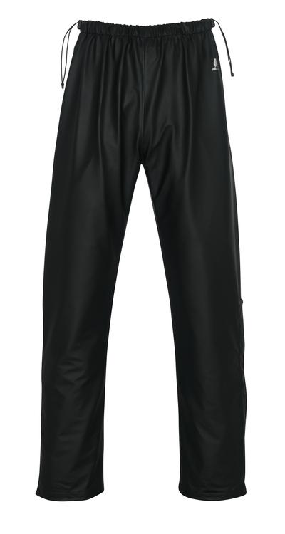 MASCOT® Laguna - svart - Regnbyxor, vindtät och vattentät