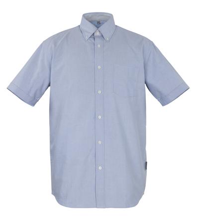 MASCOT® Lamia - oxford blå* - Skjorta, kortärmad