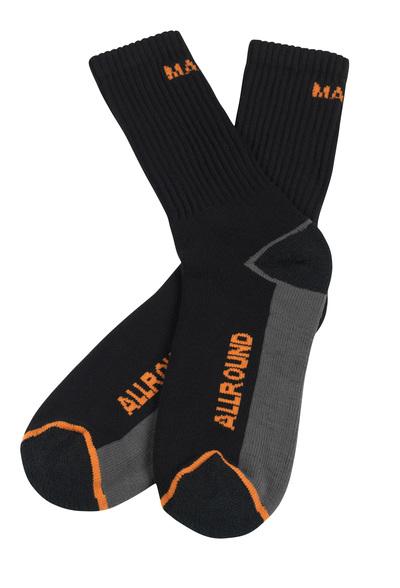 MASCOT® Mongu - svart - Sockor