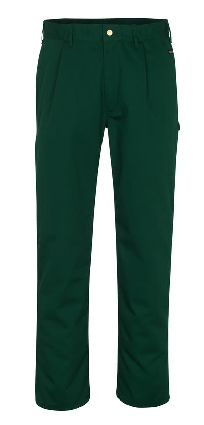 MASCOT® Montana - grön* - Byxor, hög slitstyrka