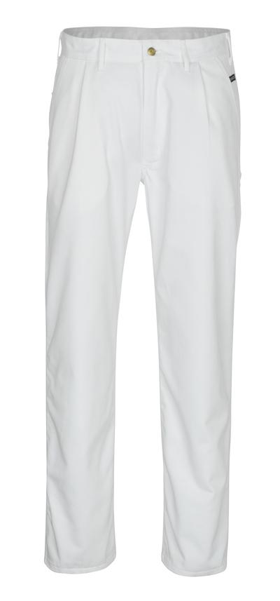 MASCOT® Montana - vit - Byxor, hög slitstyrka