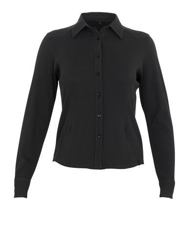 MASCOT® Mykonos - svart* - Skjorta