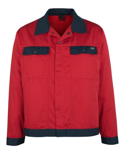 MACMICHAEL® Peru - röd/marin* - Jacka
