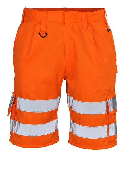 MASCOT® Pisa - hi-vis orange - Shorts, klass 1