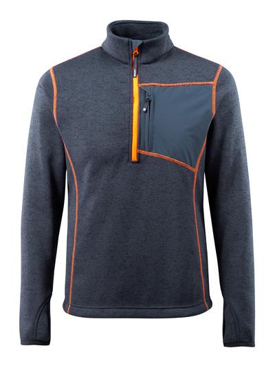 MASCOT® Reims - mörk marin - Stickad tröja