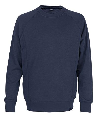 MASCOT® Tucson - mörk marin - Sweatshirt, modern passform